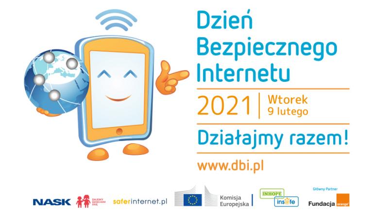 Dzień bezpiecznego internetu - ilustracja